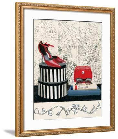 Charming Travel III v2-Marco Fabiano-Framed Art Print
