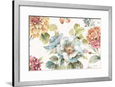 Country Bloom I-Lisa Audit-Framed Art Print