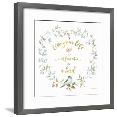 Beautiful Romance XV-Lisa Audit-Framed Art Print