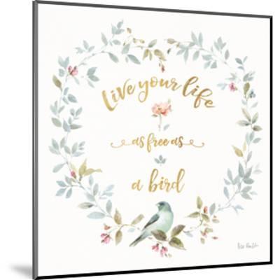 Beautiful Romance XV-Lisa Audit-Mounted Art Print