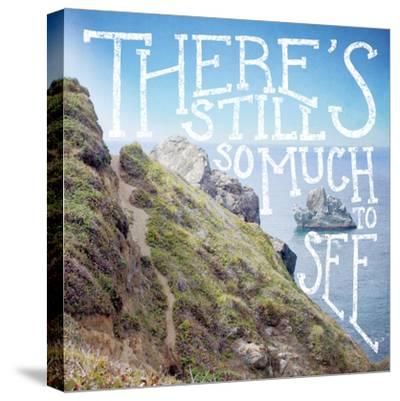 Coastal Advetures I-Laura Marshall-Stretched Canvas Print