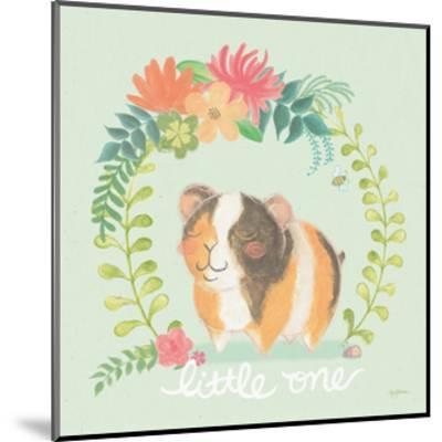 Garden Friends IV-Mary Urban-Mounted Art Print