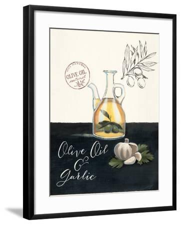 Olive Oil And Garlic No Border Art Print By Marco Fabiano Artcom