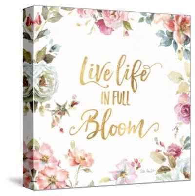 Beautiful Romance XIII-Lisa Audit-Stretched Canvas Print