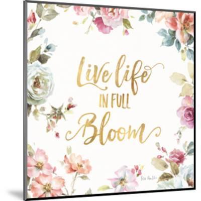 Beautiful Romance XIII-Lisa Audit-Mounted Art Print