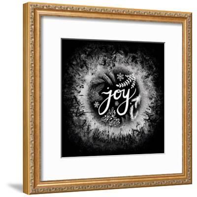 Frosty Joy-Mary Urban-Framed Art Print
