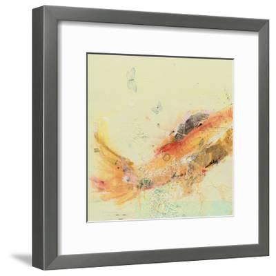 Fish in the Sea I-Kellie Day-Framed Art Print