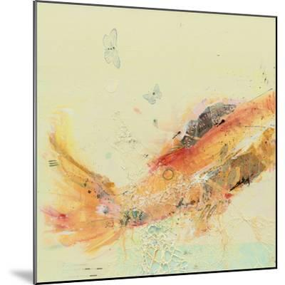 Fish in the Sea I-Kellie Day-Mounted Art Print