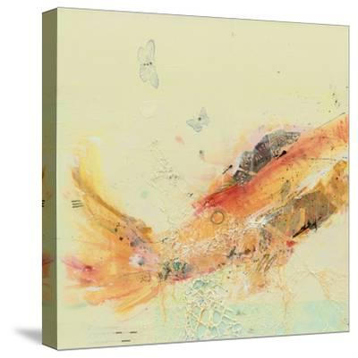 Fish in the Sea I-Kellie Day-Stretched Canvas Print