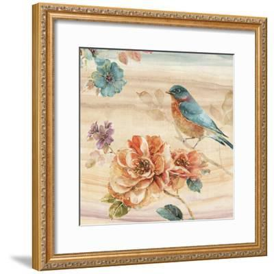 Spiced Nature III-Lisa Audit-Framed Art Print