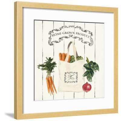 Gone to Market Home Grown Produce-Marco Fabiano-Framed Art Print
