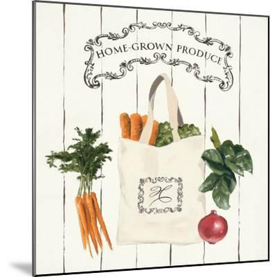 Gone to Market Home Grown Produce-Marco Fabiano-Mounted Art Print