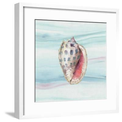 Ocean Dream VII no Filigree-Lisa Audit-Framed Art Print