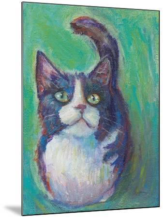 Cookie Bean Green-Mary Urban-Mounted Art Print