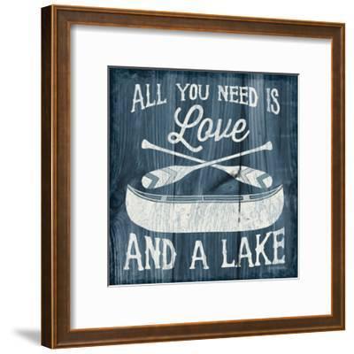 Up North I-Laura Marshall-Framed Art Print