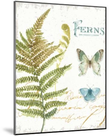 My Greenhouse Botanical III-Lisa Audit-Mounted Art Print