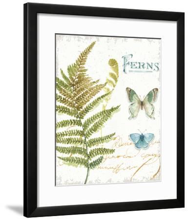 My Greenhouse Botanical III-Lisa Audit-Framed Art Print