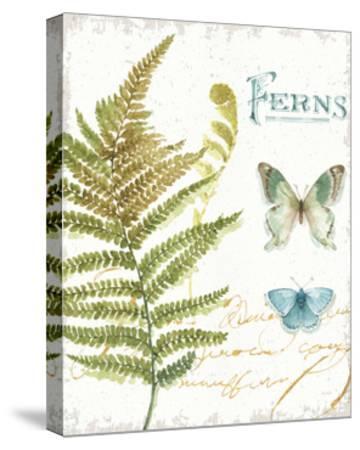 My Greenhouse Botanical III-Lisa Audit-Stretched Canvas Print