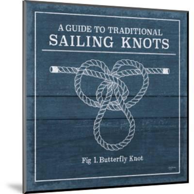 Vintage Sailing Knots II-Mary Urban-Mounted Art Print