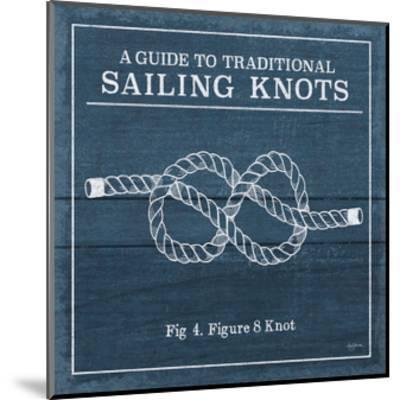 Vintage Sailing Knots IV-Mary Urban-Mounted Art Print
