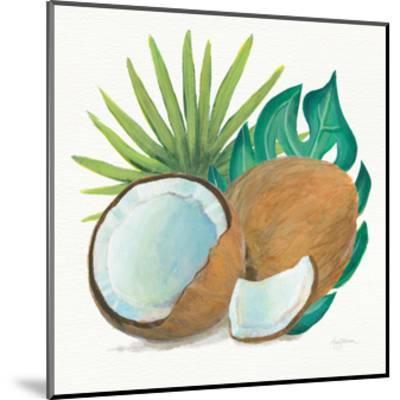 Coconut Palm V-Mary Urban-Mounted Art Print