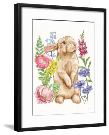 Sunny Bunny III-Mary Urban-Framed Art Print