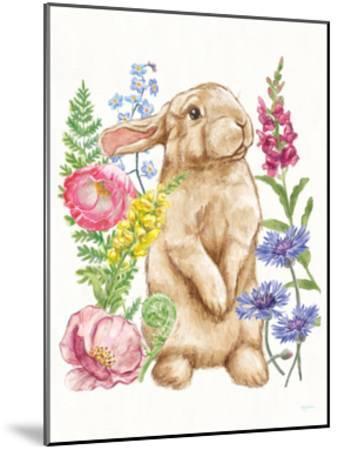 Sunny Bunny III-Mary Urban-Mounted Art Print
