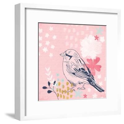 Sparrow I-Lamai McCartan-Framed Art Print