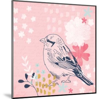 Sparrow I-Lamai McCartan-Mounted Art Print