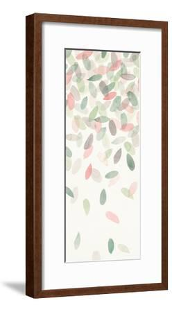 Spring Cascade IV-Laura Marshall-Framed Art Print