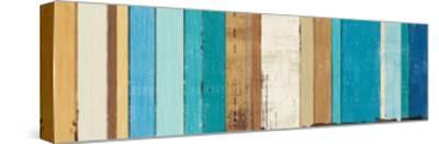Beachscape VIII-Michael Mullan-Stretched Canvas Print