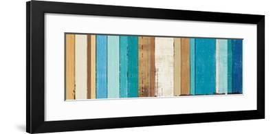 Beachscape VIII-Michael Mullan-Framed Art Print