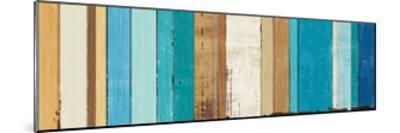 Beachscape VIII-Michael Mullan-Mounted Art Print