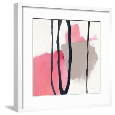 Somersault I-Mike Schick-Framed Art Print