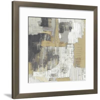 Under the Surface II Archroma-Melissa Averinos-Framed Art Print