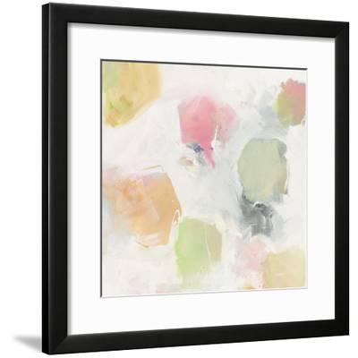 Ideas Held Aloft II-Mike Schick-Framed Art Print