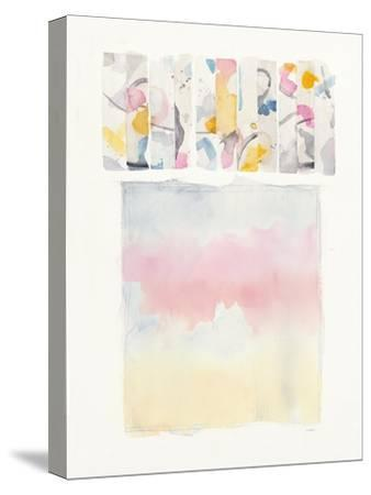Day Dream Watercolor-Mike Schick-Stretched Canvas Print