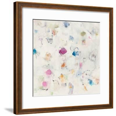 Glitterati II-Mike Schick-Framed Art Print