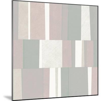 Pastel Abstract-Michael Mullan-Mounted Art Print