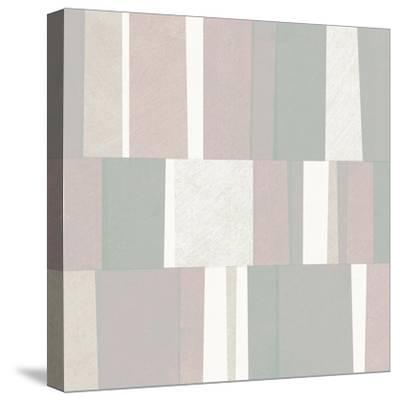 Pastel Abstract-Michael Mullan-Stretched Canvas Print