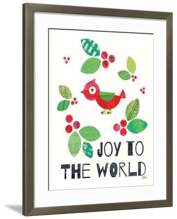 Mod Christmas IV-Melissa Averinos-Framed Art Print