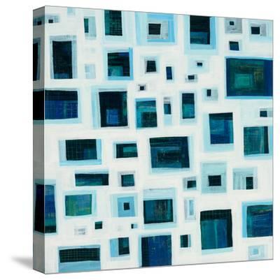 Harbor Windows IV-Melissa Averinos-Stretched Canvas Print