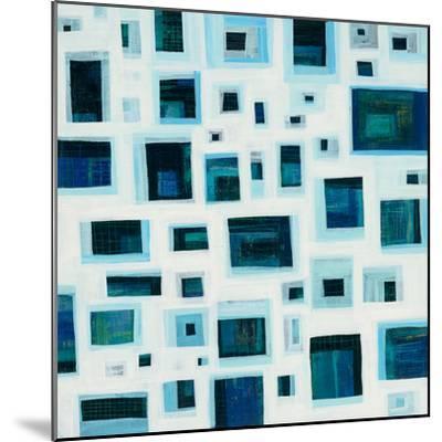 Harbor Windows IV-Melissa Averinos-Mounted Art Print