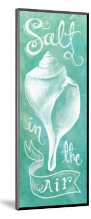 Seashell-Mary Urban-Mounted Art Print