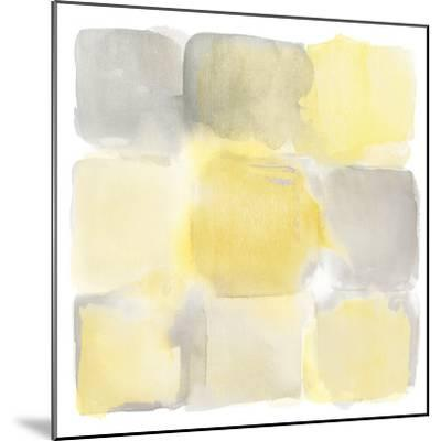 Two Tone I-Mike Schick-Mounted Art Print