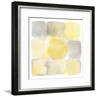 Two Tone I-Mike Schick-Framed Art Print