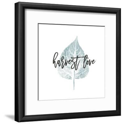 Harvest Sentiments III-Moira Hershey-Framed Art Print