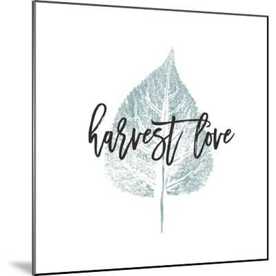 Harvest Sentiments III-Moira Hershey-Mounted Art Print