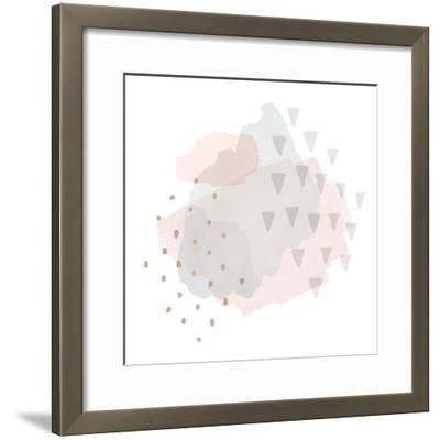 Lovely Blush IV-Moira Hershey-Framed Art Print