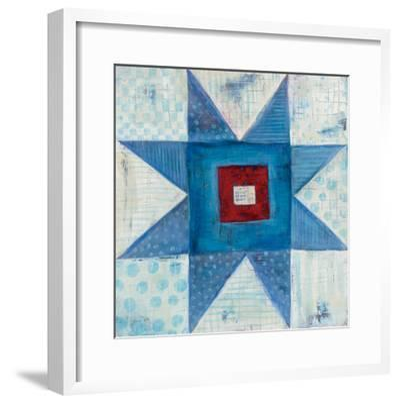 Modern Americana II-Melissa Averinos-Framed Art Print
